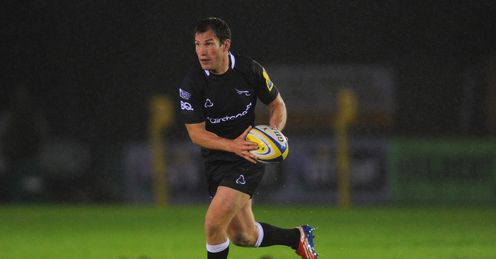 PHIL GODMAN NEWCASTLE FALCONS