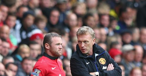 David Moyes deserves credit for getting Wayne Rooney back 'on side', says Jamie Redknapp