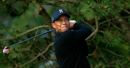 Woods: has a great chance of seizing a Major in 2014, says Rob