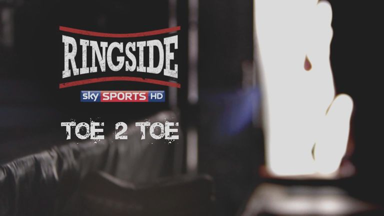 Ed Draper is joined by Spencer Fearon to discuss the latest news in boxing. For the full extended podcast, download from iTunes.