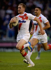 England Sam Tomkins rugby league