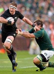 The Rugby Championship: Kieran Read says clash with South Africa was an 'epic game'