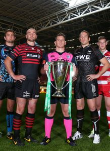 2013 2014 English and Welsh Heineken Cup Launch 1