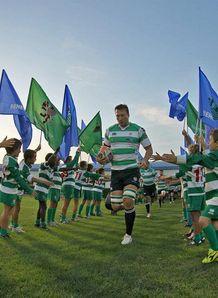Heineken Cup: Bennetton Treviso v Montpellier at Stadio Comunale di Monigo
