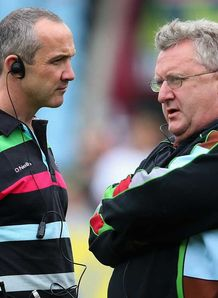 SKY_MOBILE Conor OShea and John Kingston - Harlequins