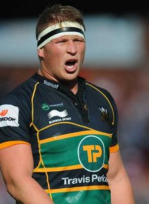 SKY_MOBILE Dylan Hartley - Northampton Saints