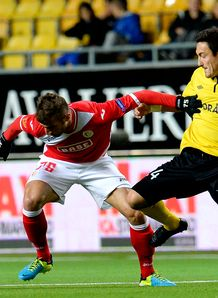 Europa League: Elfsborg pegged back by Standard Liege in 1-1 draw in Sweden