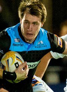 SKY_MOBILE Stuart Hogg - Glasgow Pro12