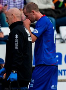 SPFL: Inverness Caledonian Thistle v Aberdeen team news