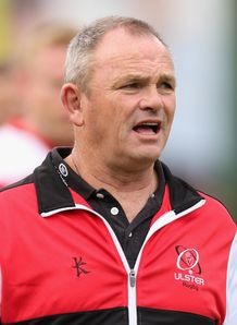 Mark Anscombe Ulster coach 2013