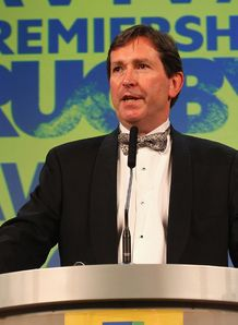 Mark McCafferty chief executive of Premiership Rugby talks