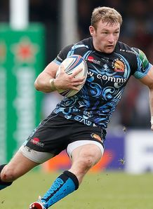 Matt Jess Exeter Chiefs 2013