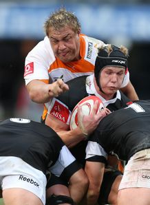 Pieter Steph du Toit of the Sharks v Cheetahs Currie Cup