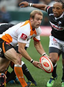 Sarel Pretorius FS Cheetahs v Sharks CC 2013