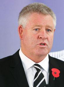 Steve Tew NZRU CEO 2013