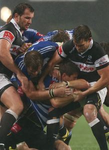 The Sharks v Western Province Currie Cup rain
