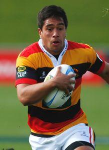 Trent Renata Waikato ITM cup 2012