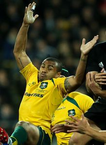 Will Genia Aus v NZ RC 2013