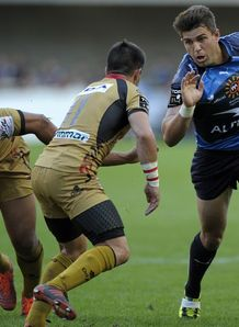 Wynand Olivier for Montpellier