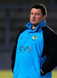 Aviva Premiership: Wasps' director of rugby Dai Young critical of his side against Bath