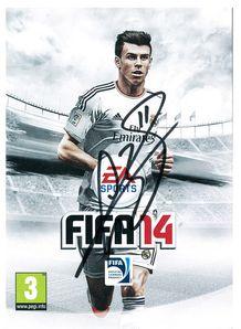 Signed FIFA 14 Copy