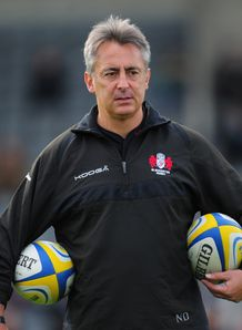 Rugby Union Nigel Davies Gloucester