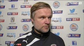 Pressley pleased with win