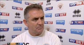 Coyle frustrated with decisions