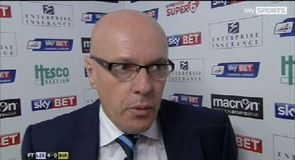 McDermott - We've been working hard