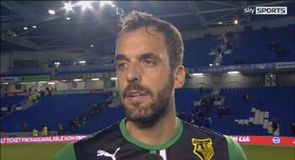 Almunia earns Watford point