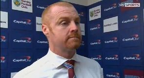 Dyche - 'Soft' penalty cost us