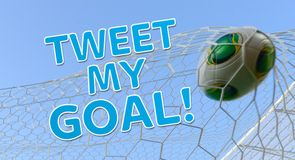 Tweet My Goal - 18th August