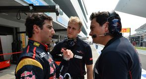 Ricciardo not intimidated