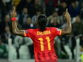 Drogba: In hot water