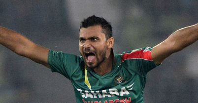 Asia Cup: Bangladesh fast bowler Mashrafe Mortaza out of tournament