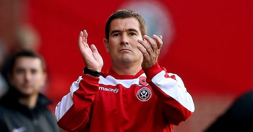 Clough: won his first game as United boss