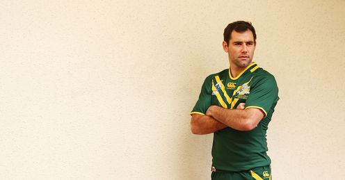 Cameron Smith Australia rugby league