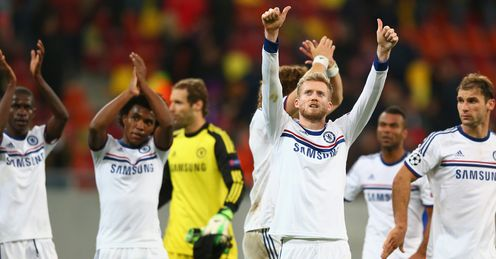Chelsea: Merse expects another win on Super Sunday