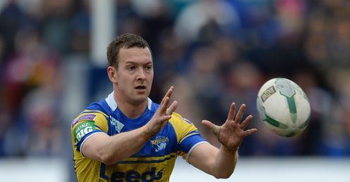 Danny McGuire Leeds Rhinos Super League