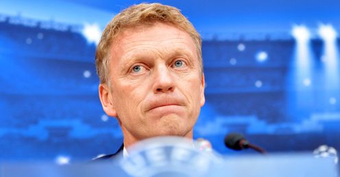Pressure: United have made their worst start in the league for 24 years under Moyes