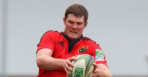 Donnacha Ryan Munster