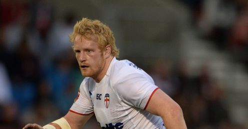 James Graham England rugby league