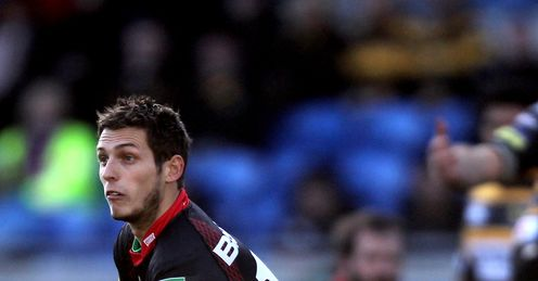 Jason Tovey Newport Gwent Dragons