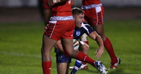 Matthew Russell Scotland v Tonga