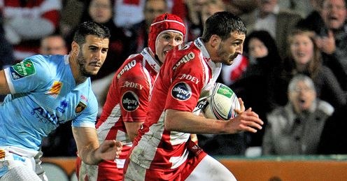 Jonny May - Gloucester HC