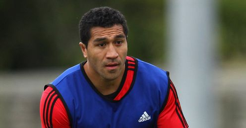 Mils Muliaina ABs training 2013