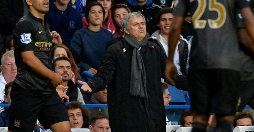 Jose Mourinho: It's cool to show your emotions sometimes, says Kammy