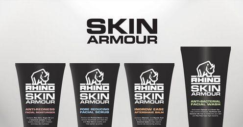 RHino skin armour line up