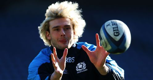 Richie Gray Scotland