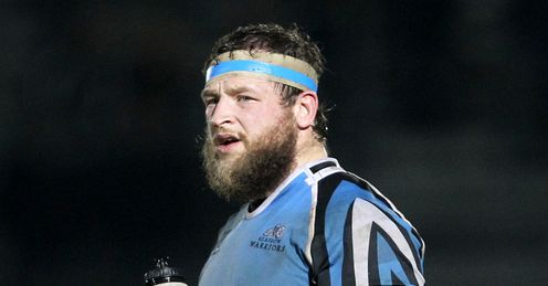 Ryan Grant Glasgow warriors